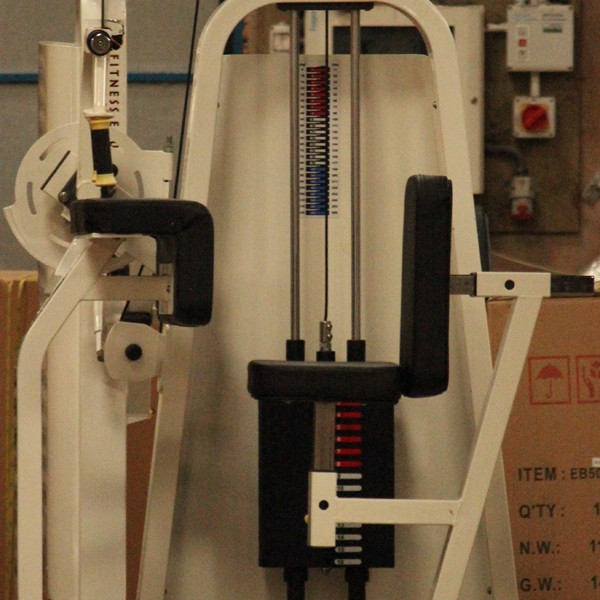 Used Triceps Extension Machine