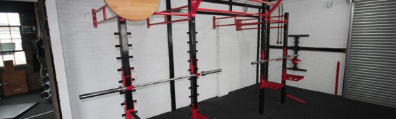 New Wall Mounted Rig installed at Peak Fitness, Tavistock