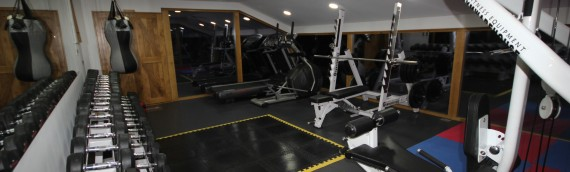 New Studio Gym