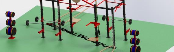 NEW FIGHTER TRAINING RIG – £4999.95 inc VAT