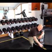 Treadmill Belt Tensioning