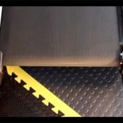 Treadmill Running Belt Tracking Adjustment