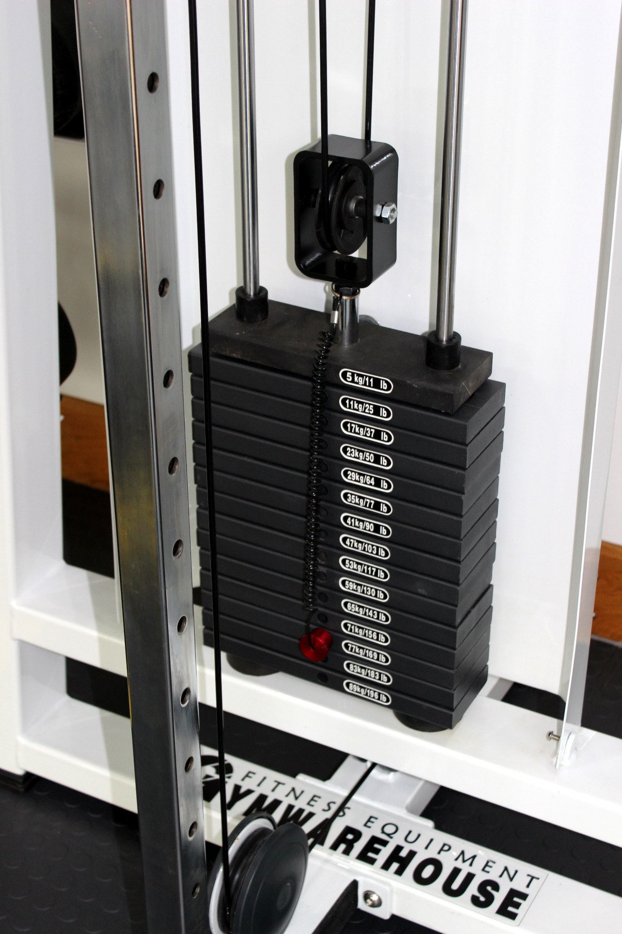 Adjustable Single Cable Station