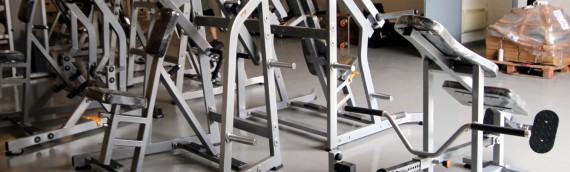 New Gym near Grimsby