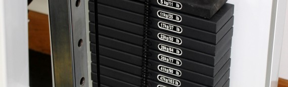 Gym Machine Weight stack upgrades.