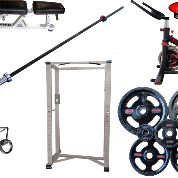 Home Gym Equipment Package