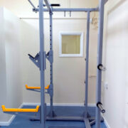 Half Rack Commercial Gym