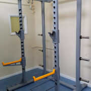Pro Gym Half Rack